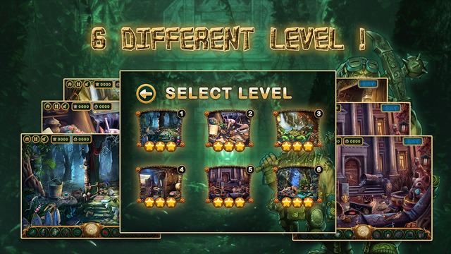Lost Empire of Kings - Hidden Object War - Pro