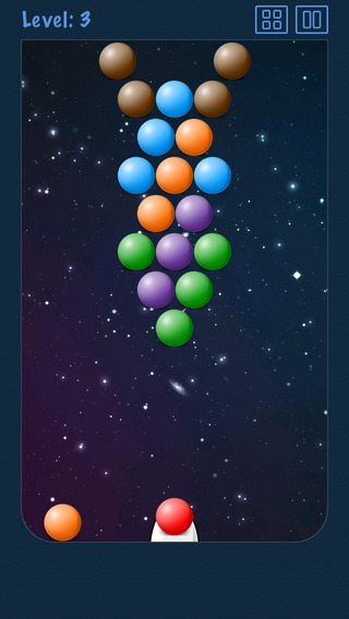 Bubble Shoot Stars