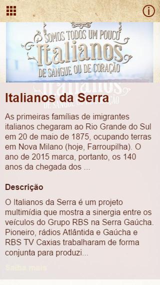 Italianos da Serra