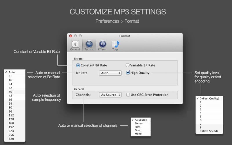 To MP3 Converter Screenshot - 2