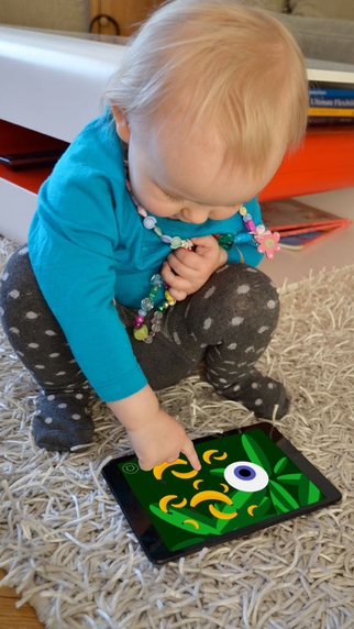My First App - Fun for babies