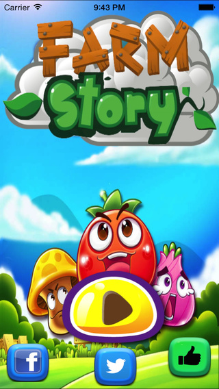 Farm Story - Your veggie Strategy Puzzle