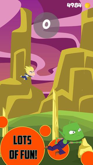 Mountain Path- Dragon Ball Z Version