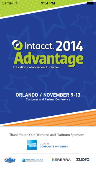 Intacct Advantage 2014