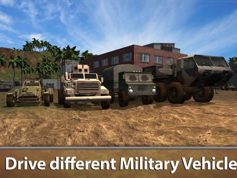 Army Truck Offroad Simulator 3D Screenshots