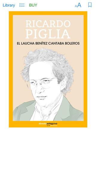 Ricardo Piglia – ebooks de la Colección Piglia Singles en Biblioteca digital gratuita.
