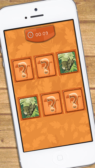 Dinosaurs Premium – pairs game: funny memory exercises for children