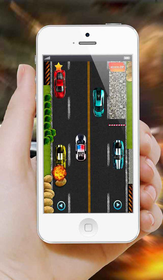 A Police Speed Up Hot Pursuit Pro