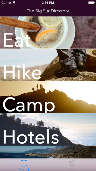 Big Sur Directory and Guide
