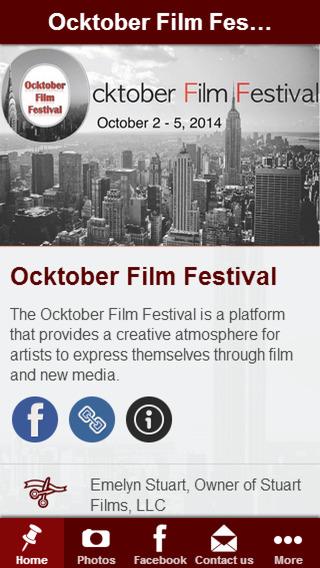 Ocktober Film Festival