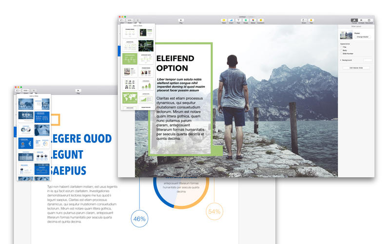 Themes for Keynote Screenshot - 3