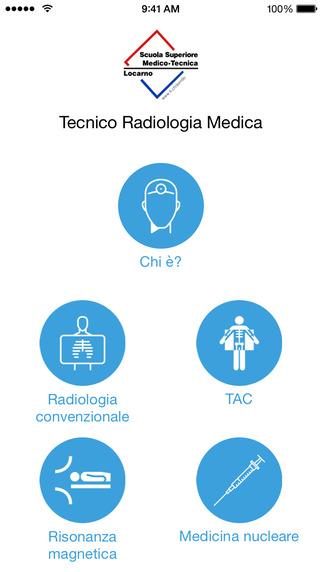 TRM - Tecnico radiologia medica