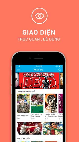 ComicVn - Đọc Truyện Tranh Online Appvn