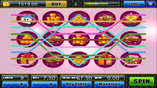 A 2015 New Years Sweet Candy Cookie with Jewel Casino Games - Best Wild Doubledown Slots Blitz Free