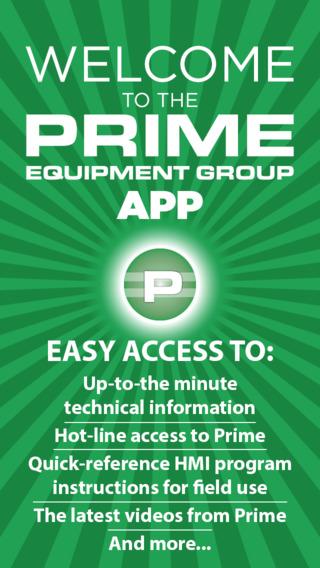 Prime Equipment Connect