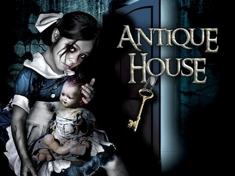 Antique Spook Houses HD