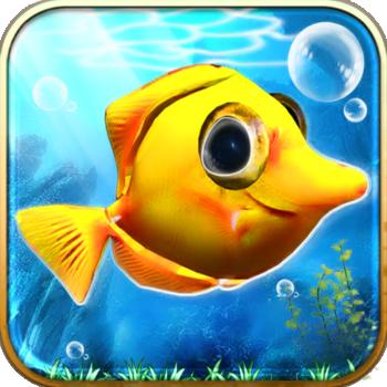 Fish Frenzy Free LOGO-APP點子