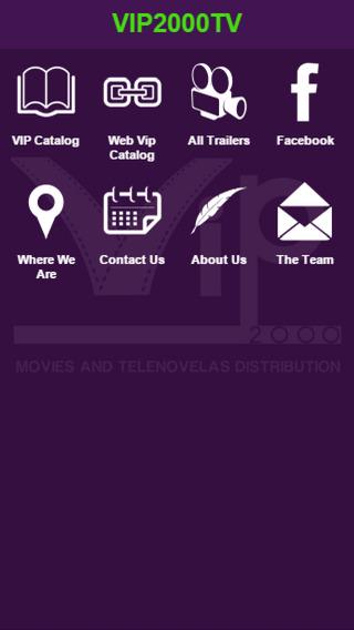 VIP2000TV App