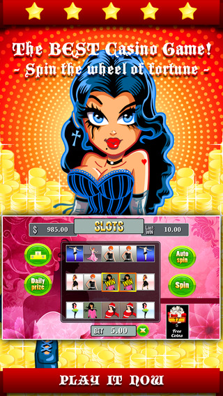 Aaamazing Sexy Slots - Spin the ultimate wheel to win xtreme price on the beach