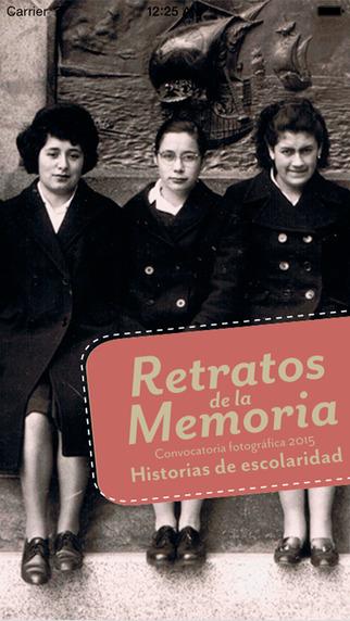Retratos de la Memoria 2015