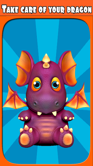 My little Dragon - Caring a virtual creature