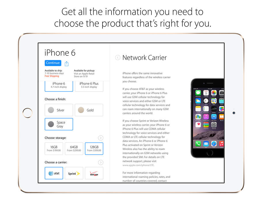 Apple Store - iPhone Mobile Analytics and App Store Data