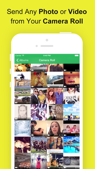 玩生產應用App|Quick Upload - Send photos & videos from your camera roll free免費|APP試玩