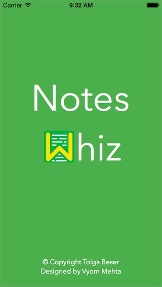 NotesWiz