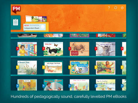 PM eCollection - eBooks for Independent and Guided Reading