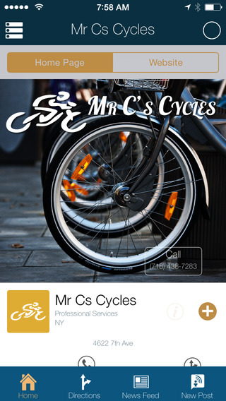 Mr C's Cycles