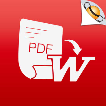 PDF to Word by Feiphone 商業 App LOGO-硬是要APP