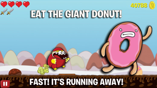 Eat The Donut