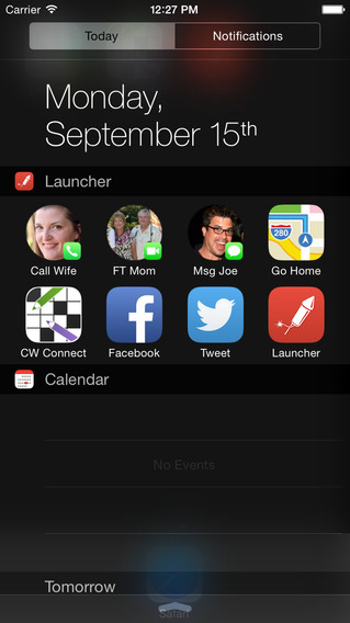 Launcher - Favorites at your Fingertips
