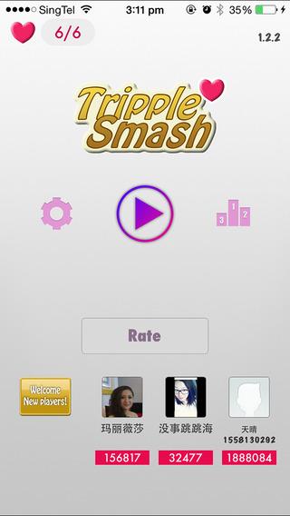 Tripple Smash