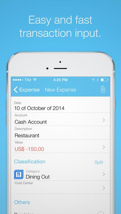 Finance PP iPhone Screenshot 5