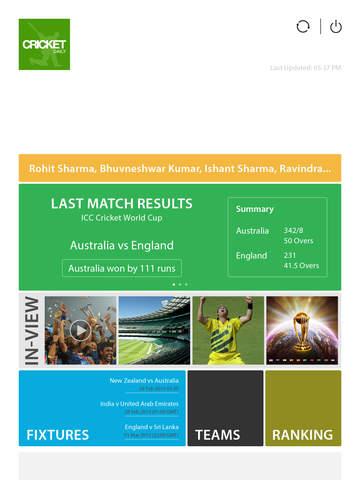 Cricket Daily