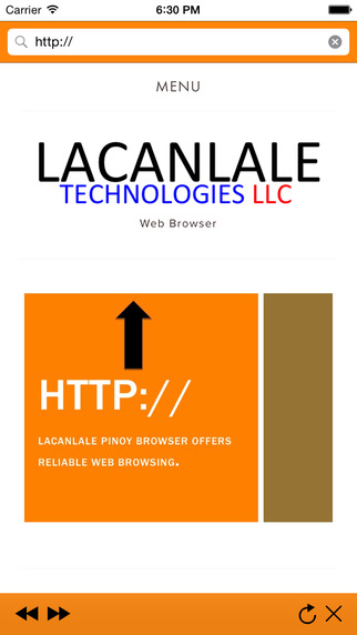 Lacanlale India Browser