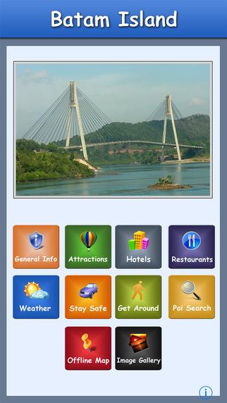 Batam Island Offline Travel Guide