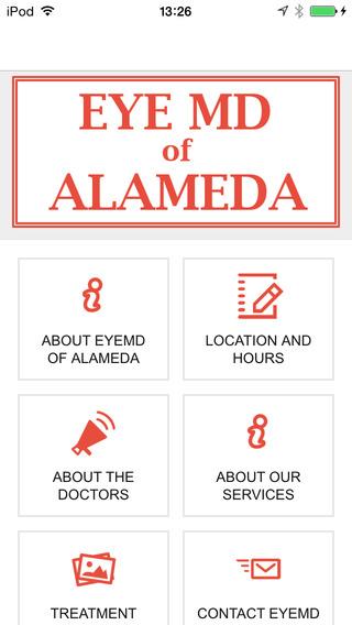 EyeMD of Alameda