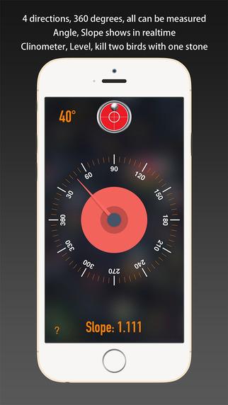 Clinometer - Tiltmeter