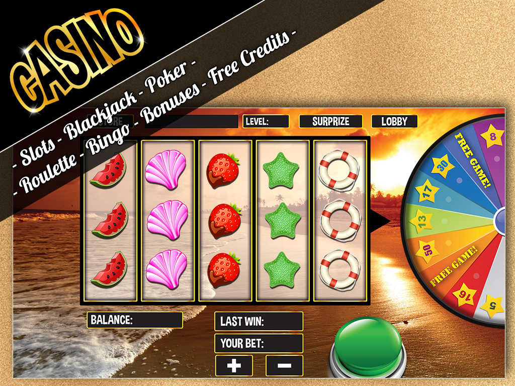 App Shopper: SeaView Casino - Complete Casino with Slots ...