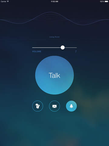 Intercom | AirPlay Bluetooth screenshot