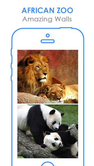 African Zoo Animals - African Safari Animals HQ Wallpaper Collections