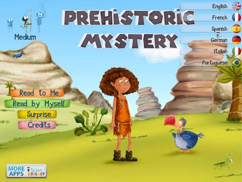 Prehistoric Mystery на iPad