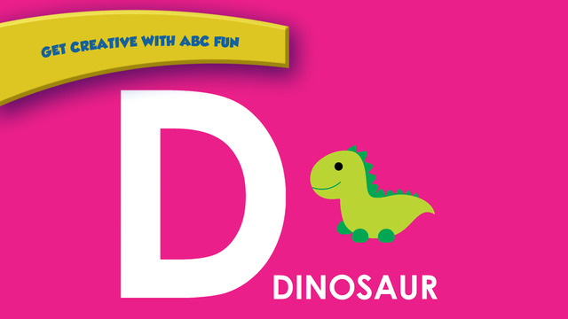 ABC Alphabet Fun - Custard Kids