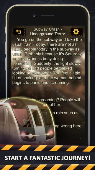 Subway Crash - Underground Terror