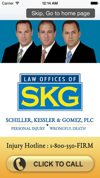 Accident App by SKG Law