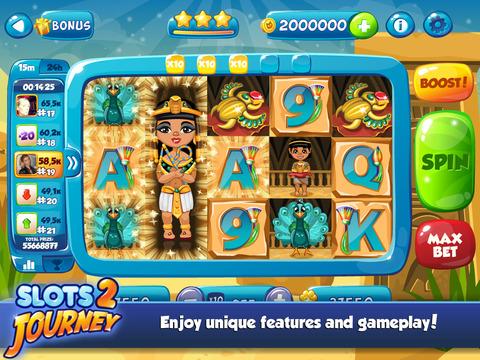 Slots journey 2 cheats iphone