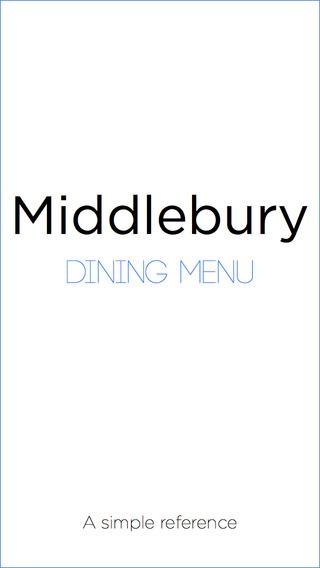 Midd Dining