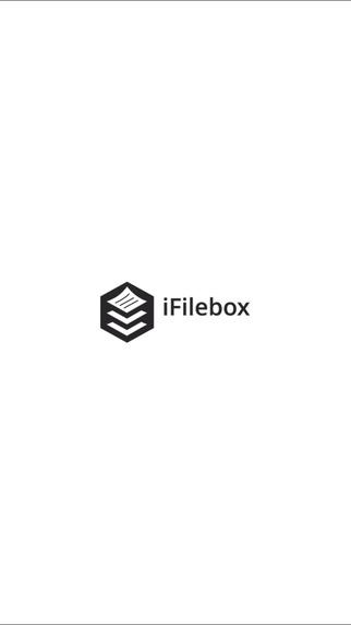iFilebox iPhone Screenshot 1